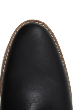 ZAPATOS VESTIR TIPO BOTITA NEGRO (3270041) - No End