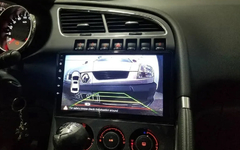 "Stereo Multimedia 9"" Peugeot 3008 / 5008 años 2013-2017 con GPS - WiFi - Mirror Link para Android/Iphone en internet"