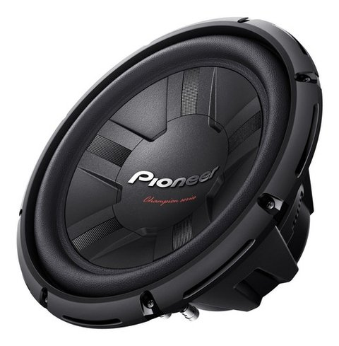 "Subwoofer Pioneer 12"" TS-311D4 1400w Doble Bobina 400w Reales"