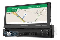 "DVD 1 Din InDash 7"" SoundStream VRN-75HB con GPS - USB - Bluetooth - PhoneLink en internet"