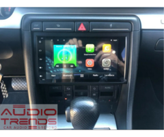 "Stereo Multimedia 9"" para Audi A4 con GPS - WiFi - Mirror Link para Android/Iphone - comprar online"