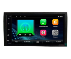 "Stereo Multimedia 9"" para Audi A4 con GPS - WiFi - Mirror Link para Android/Iphone"