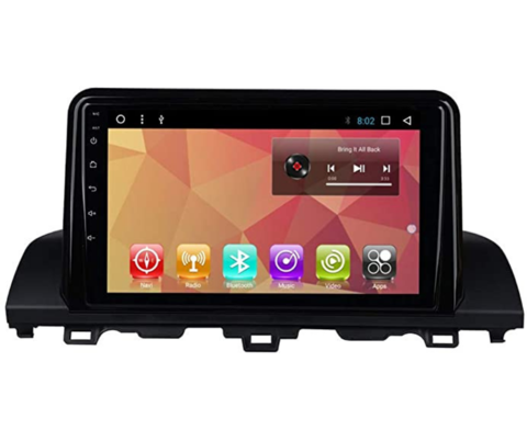 "Stereo Multimedia 9"" para Honda Accord 2019 con GPS - WiFi - Mirror Link para Android/Iphone"