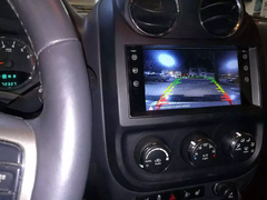 "Stereo Multimedia 7"" Jeep Compass 2010-2015 con GPS - WiFi - Mirror Link para Android/Iphone - comprar online"
