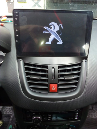 "Stereo Multimedia 9"" Peugeot 207 con GPS - WiFi - Mirror Link para Android/Iphone"