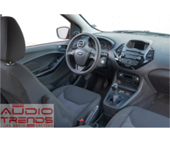 "Stereo Multimedia 7"" para Ford Ka BASE 2016 al 2020 con GPS - WiFi - Mirror Link para Android/Iphone - Audio Trends"