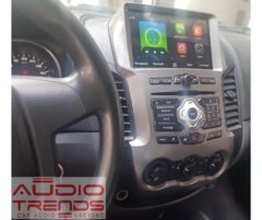 "Stereo Multimedia 9"" para Ford Ranger 2012 al 2015 con GPS - WiFi - Mirror Link para Android/Iphone - Audio Trends"