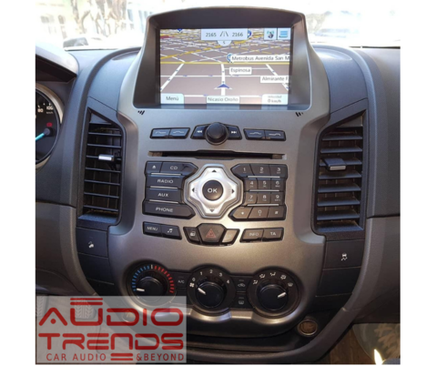 "Stereo Multimedia 9"" para Ford Ranger 2012 al 2015 con GPS - WiFi - Mirror Link para Android/Iphone"
