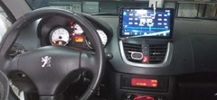 "Stereo Multimedia 9"" Peugeot 207 con GPS - WiFi - Mirror Link para Android/Iphone - Audio Trends"