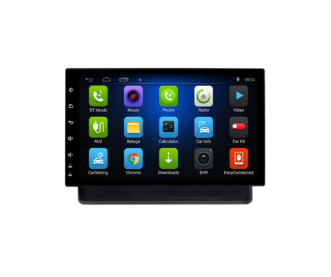 "Stereo Multimedia 9"" para Baic X25 Elite con GPS - WiFi - Mirror Link para Android/Iphone"