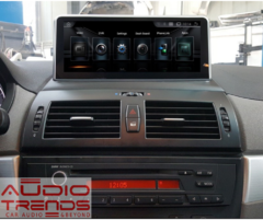 "Stereo Multimedia 10,25"" para BMW X3 con GPS - WiFi - Mirror Link para Android/Iphone - comprar online"