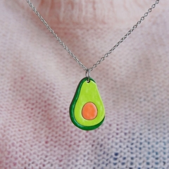 Collar Palta tropical
