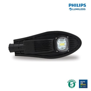 Luminária LED Pública 75w 6500k Chip Philips 70271