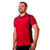 POLO ADULTO RECORTE LATERAL - comprar online