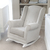 Rocker chair Bergere