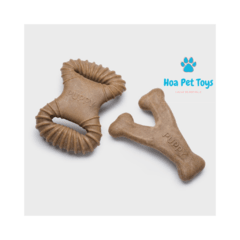 Benebone Puppy 2-pack Bacon na internet