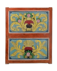 Panel antiguo Tanah