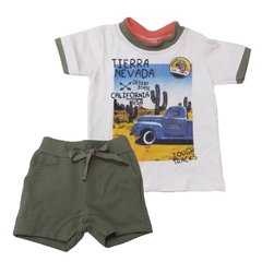 Conjunto Infantil Masculino Nevada - Have Fun
