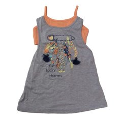 Regata Infantil Feminina My Luck Charms - Have Fun