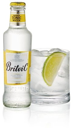 Indian Tonic Water 200ml | 24 Unidades - Britvic Argentina