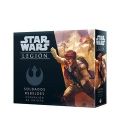 Star Wars Legion: Soldados Rebeldes