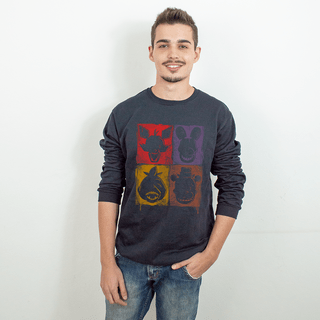 BLUSÃO PRETO - 5 NIGHTS