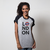 CAMISETA RAGLAN CINZA - LONDON