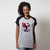 CAMISETA RAGLAN CINZA - TEAM DARK VALOR