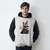 MOLETOM RAGLAN - PUG THE GREY