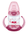 Vaso Aprendizaje Nuk First Choice 150ml - Fucsia Flamenco
