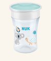Vaso Nuk Easy Learning Magic Cup 250ml - Verde