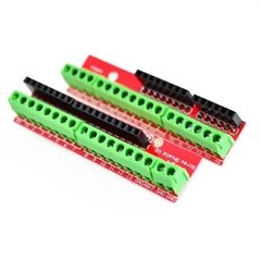 Screw Shield V2 Bornera Para Cables Arduino Uno Nubbeo