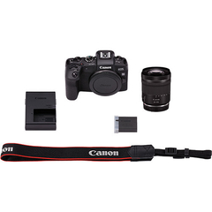 Câmera Canon EOS RP Mirrorless Kit 24-240mm f/4-6.3 IS USM RF na internet