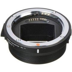 Adaptador Sigma MC11 Lentes Canon EF P/ Sony mc-11