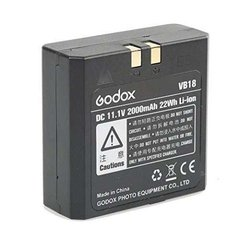 Bateria Godox Vb18 p/ Flash V860 II