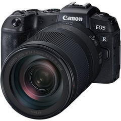 Câmera Canon EOS RP Mirrorless Kit 24-240mm f/4-6.3 IS USM RF - comprar online