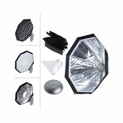 Softbox 48cm Para Flash Godox AD200 - comprar online