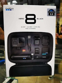 GoPro Hero 8 Black Essensial Bundle - comprar online