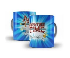 Caneca Cartoon Adventure Time A Hora Da Aventura Oferta  #19