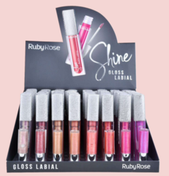 Gloss Labial Shine Hb8224-75 - Ruby Rose en internet