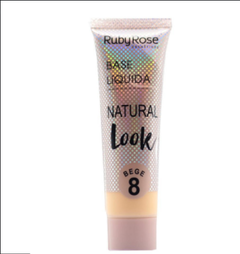 Base Natural Look bege 8 - (HB8051B8)