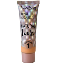 HB8051C1- Base Natural Look chocolate 1 - RUBY ROSE