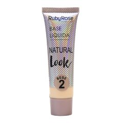 HB8051B2- Base Natural Look bege 2 - RUBY ROSE