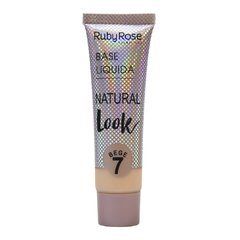 HB8051B7- Base Natural Look bege 7 - RUBY ROSE