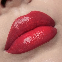 Hb8227-82 Gloss feels lip glaze TONO 82  - Ruby Rose - tienda online