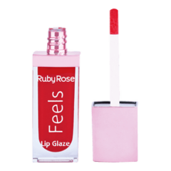 Hb8227-82 Gloss feels lip glaze TONO 82  - Ruby Rose - comprar online