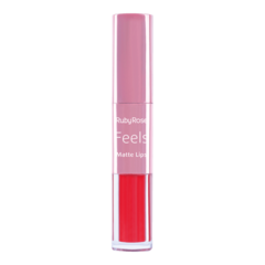 HB8608-316 Labiales feels mate lips duo TONO 316 - RUBY ROSE - comprar online