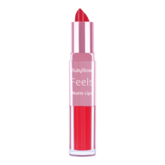 HB8608-316 Labiales feels mate lips duo TONO 316 - RUBY ROSE en internet
