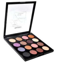 HB1018 Paleta de sombras The Flowers - RUBY ROSE - comprar online
