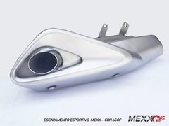 Image of Mexx Sports Exhaust Original Model CBR650F Cod.H21M11